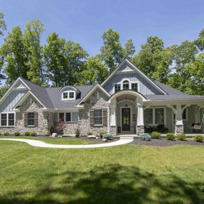 traditional home exterior