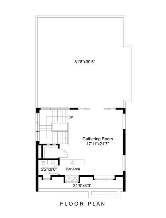 millard fillmore third floor